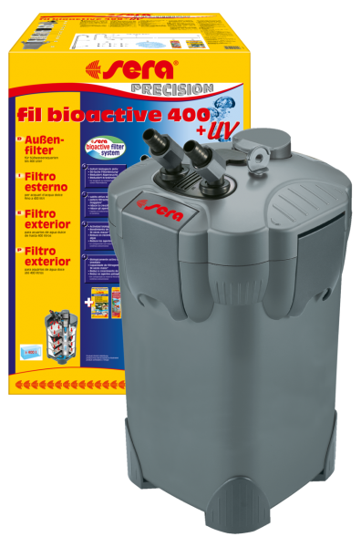sera fil bioactive 400 + UV Aussenfilter