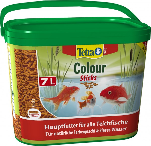 Tetra Pond Coloursticks 7 l.