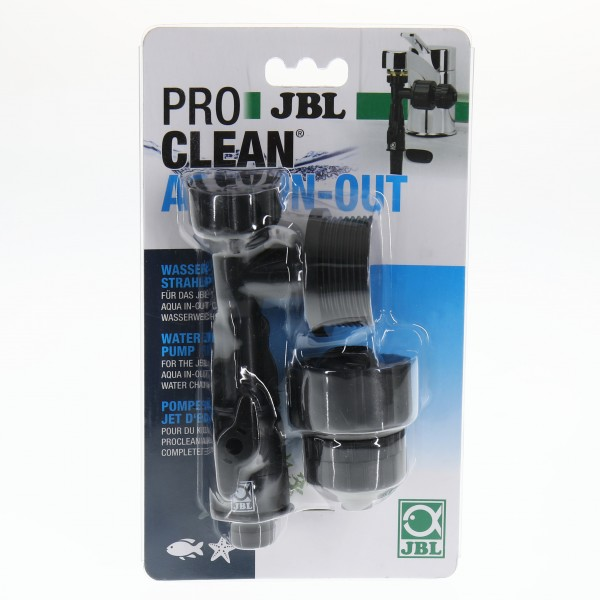 JBL PROCLEAN AQUA IN-OUT Wasserstrahlpumpe