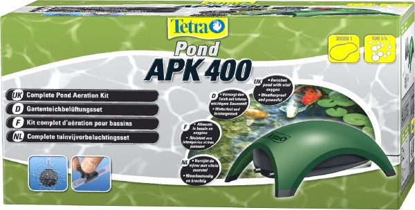 Tetra Pond APK 400 Gartenteichbelüftungsset