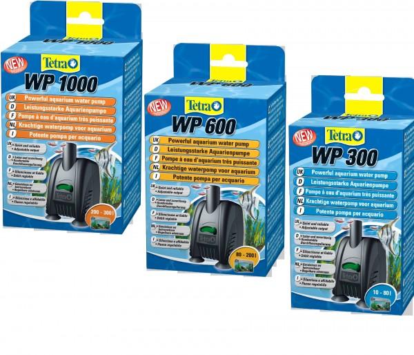 Tetra WP Wasserpumpe 300, 600 oder 1000