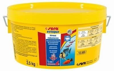 sera ectopur 2500 g Aquaristik