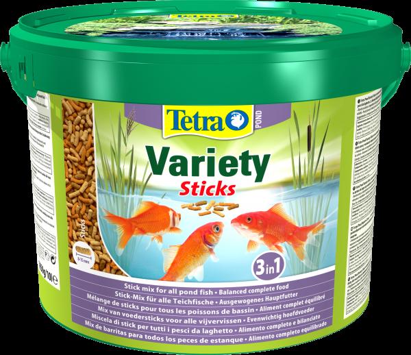 Tetra Pond Varietysticks 10 L
