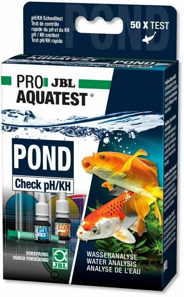 JBL ProAquaTest PondCheck pH-KH