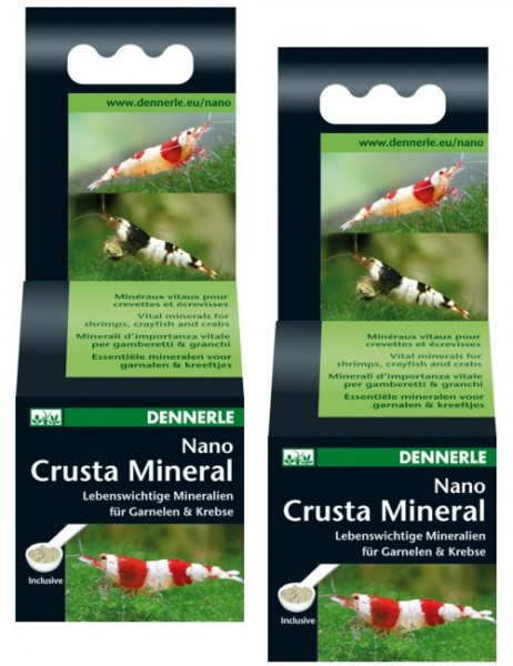 Dennerle Nano Crusta Mineral Doppelpack