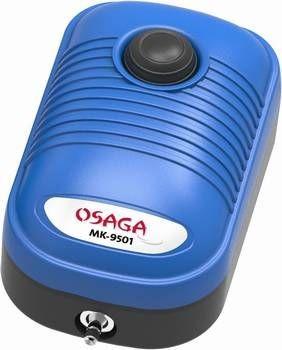 Osaga MK 9501 Membrankompressor 2 Watt 192 L/H