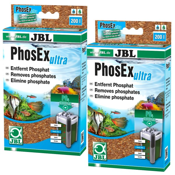 JBL PhosEx ultra 340 g Doppelpack