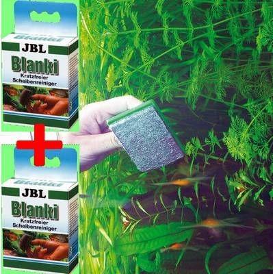 JBL Blanki Aquarienscheiben-Reiniger Doppelpack